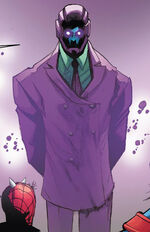 Nathaniel Richards (Kang) (Earth-138) from Edge of Spider-Geddon Vol 1 1