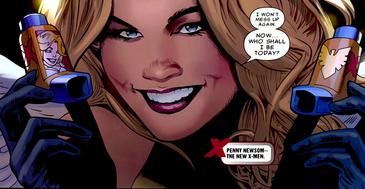 Penny Newsom (Earth-616) from Uncanny X-Men Vol 1 530 0005