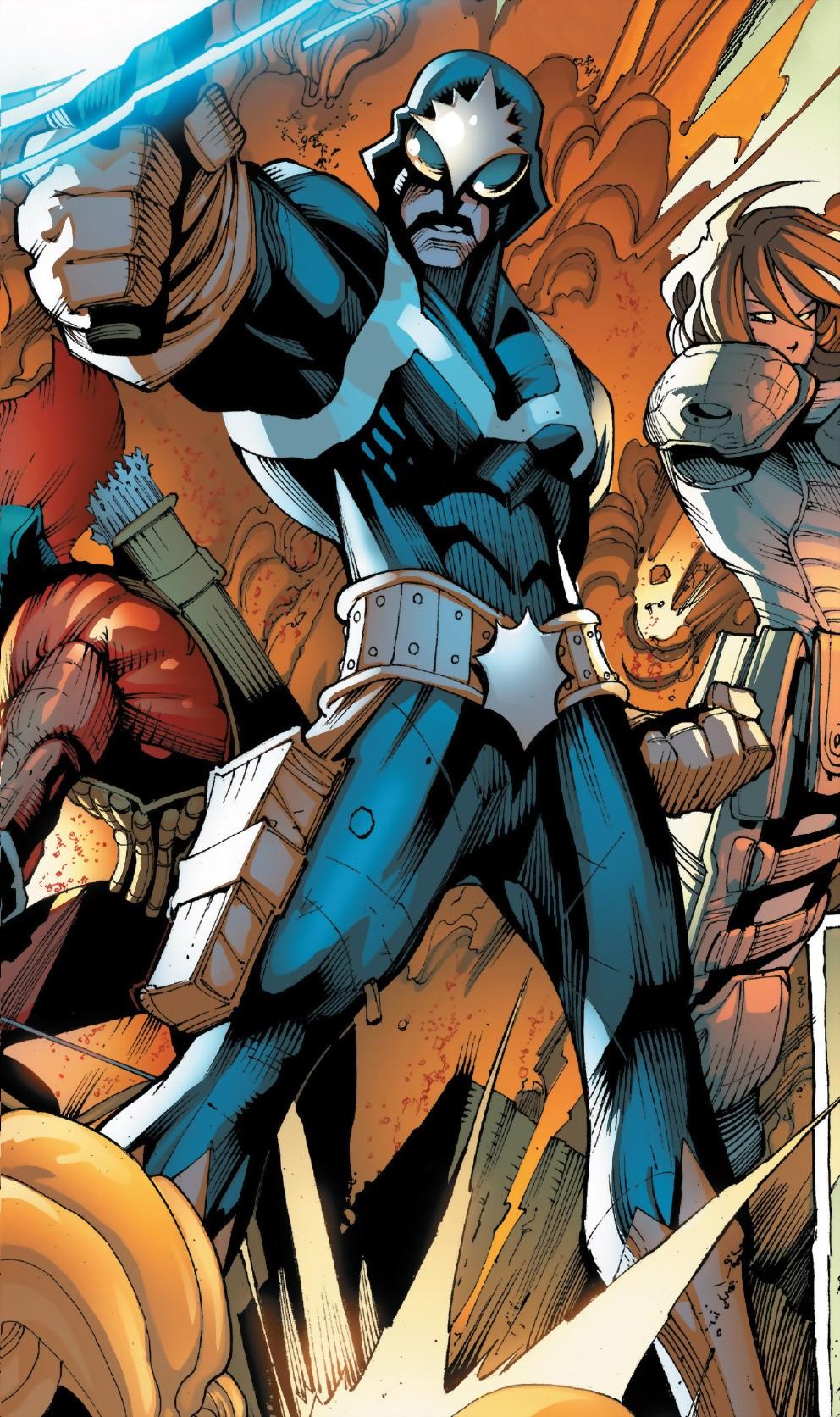 marvel comics peter quill