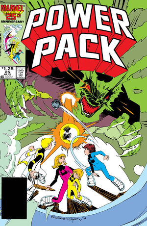 Power Pack Vol 1 25