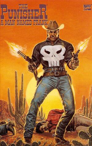 Punisher A Man Named Frank Vol 1 1