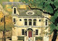 Sanctum Sanctorum from Doctor Strange Vol 4 1 001