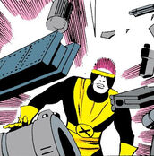 Scott Summers (Earth-616) from X-Men Vol 1 1 0008