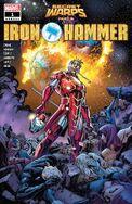 Secret Warps Iron Hammer Annual Vol 1 1