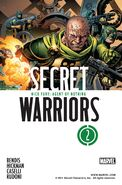 Secret Warriors Vol 1 2
