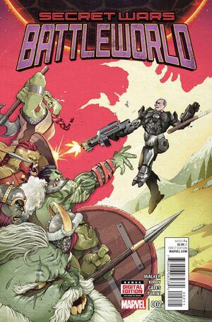 Secret Wars Battleworld Vol 1 2