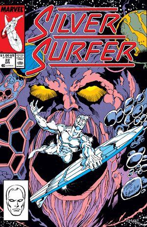 Silver Surfer Vol 3 22