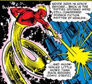 Spaceborn Harris Moore (Earth-616) from Nova v1 25
