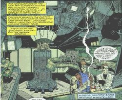 Special Task Force Omega Response Mandate (Earth-616) from Gene Dogs Vol 1 1 0001
