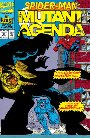Spider-Man The Mutant Agenda Vol 1 3