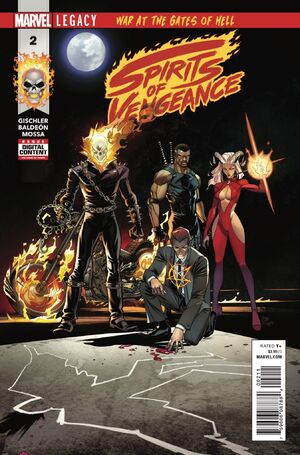 Spirits of Vengeance Vol 1 2