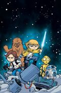Star Wars Vol 2 1 Baby Variant Textless