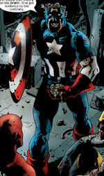 Steven Rogers (Earth-2149) from Marvel Zombies Vol 1 1 0002