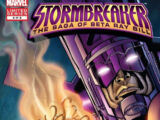 Stormbreaker: The Saga of Beta Ray Bill Vol 1 4