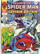 Super Spider-Man & Captain Britain Vol 1 245