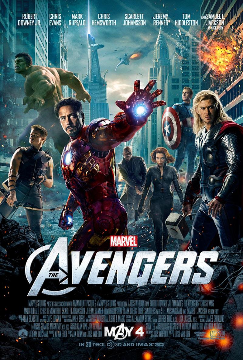 Image - The Avengers (film) poster 011.jpg | Marvel ...