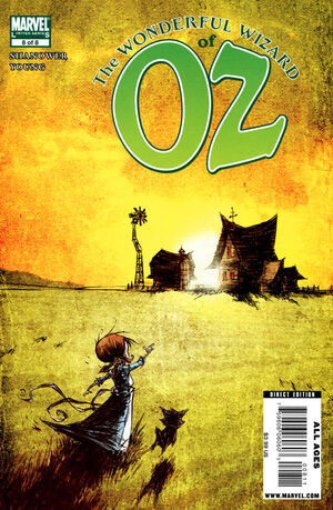 The Wonderful Wizard of Oz Vol 1 8