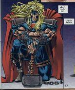 Thor Odinson (Earth-616)-Marvel Versus DC Vol 1 2 001
