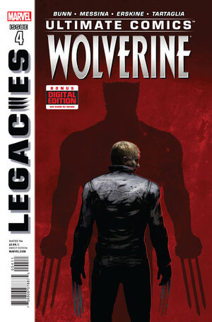 Ultimate Comics Wolverine Vol 1 4