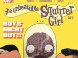 Unbeatable Squirrel Girl Vol 2 21