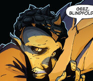 Victor Borkowski (Earth-616) from New X-Men Vol 2 37 0001