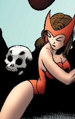 Wanda Maximoff (Earth-90211) from What If? Dark Reign Vol 1 1 0001