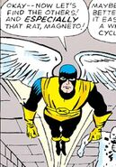 Warren Worthington III from X-Men Vol 1 4 005