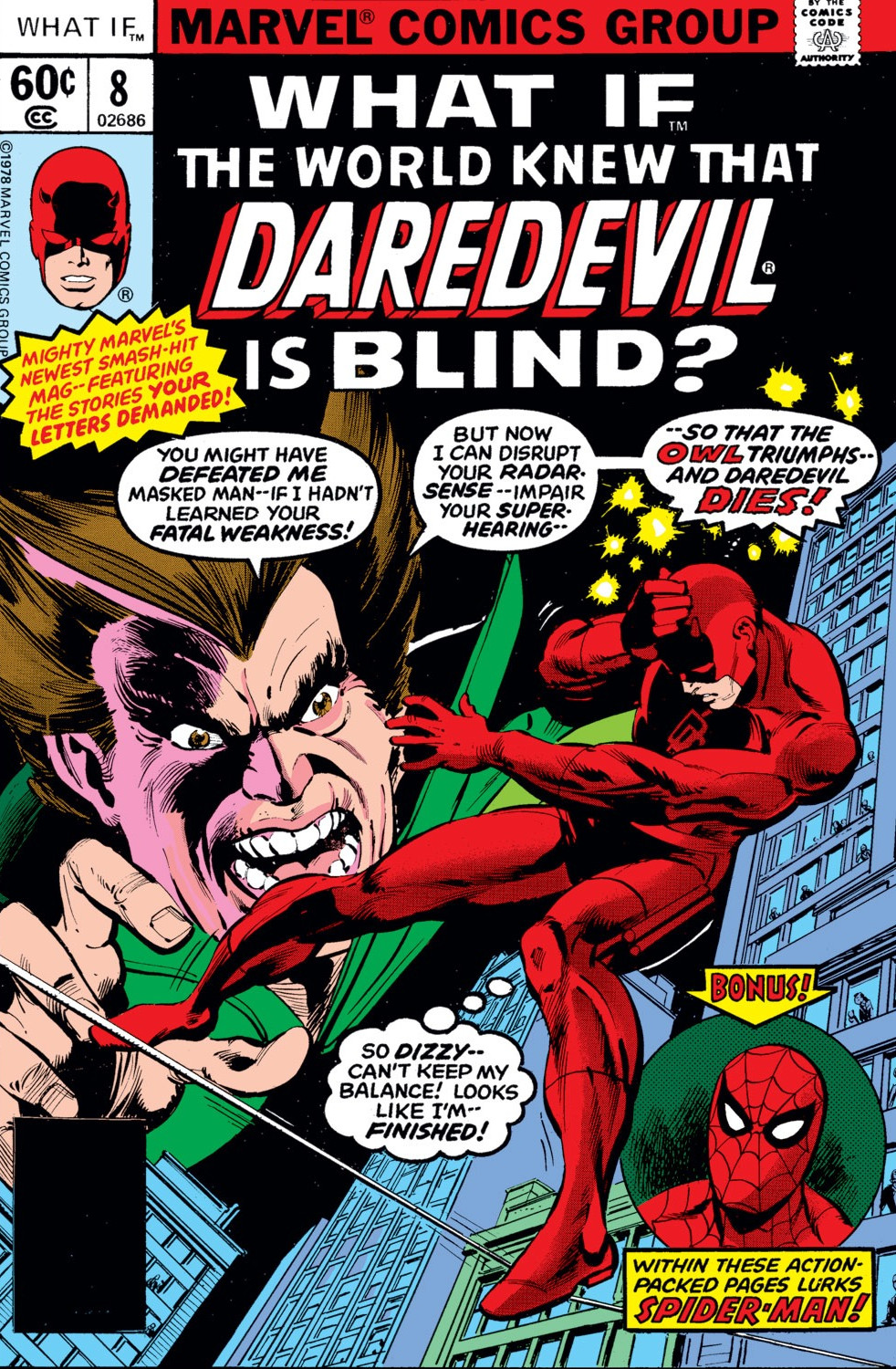 Image result for what if comics daredevil
