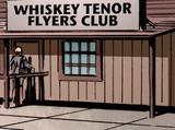 Whiskey Tenor Flyers Club