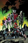 X-Force Vol 5 7 Textless