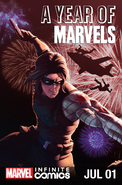 Year of Marvels July Infinite Comic Vol 1 1