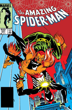 Amazing Spider-Man Vol 1 257