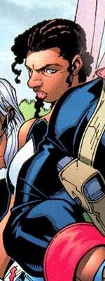 Angel Salvadore (Earth-600123) from New X-Men Vol 2 11 0001