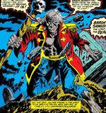 Baron Samedi (AIM) (Earth-616) from Strange Tales Vol 1 171 0001
