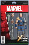 Cable Vol 3 1 Action Figure Variant
