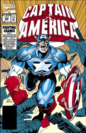 Captain America Vol 1 426