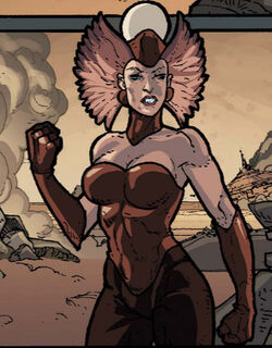 Cerise (Earth-616) from Annihilation Ronan Vol 1 2 0001