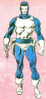 Charles Delazny Jr. (Earth-616) from Official Handbook of the Marvel Universe Vol 2 17 0001