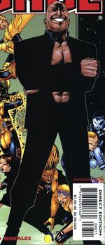 Christopher Aaronson (Earth-616) from X-Force Vol 1 88 cover
