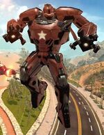 Crimson Dynamo (A.I.M. ally) (Earth-199999) from Iron Man 3 The Official Game 002