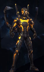 Darren Cross (Earth-TRN012) from Marvel Future Fight 001