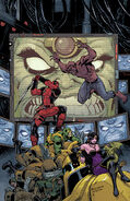 Deadpool Dracula's Gauntlet Vol 1 4 Textless