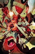 Deadpool Kills Deadpool Vol 1 3 Textless