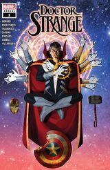 Doctor Strange Annual Vol 3 1