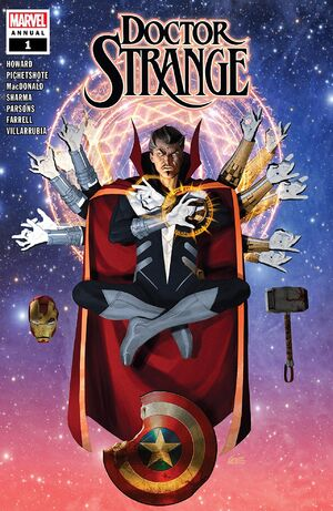 Doctor Strange Annual Vol 3 1