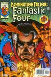 Domination Factor Fantastic Four Vol 1 3.5