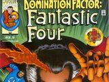 Domination Factor Fantastic Four Vol 1 3.5