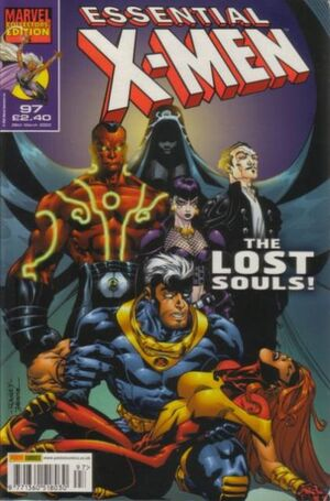 Essential X-Men Vol 1 97