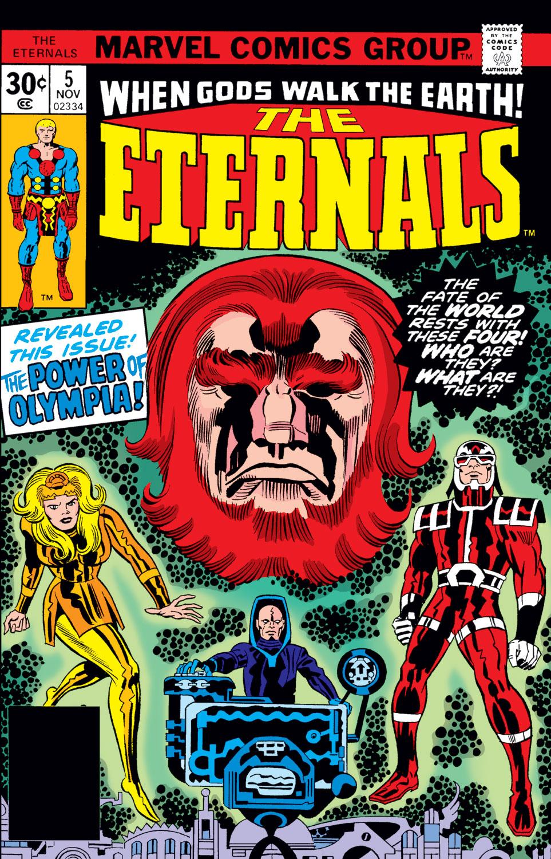 Eternal Marvel