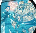 Fantastic Four (Earth-88201) from Avengers Halloween Special Vol 1 1 0001